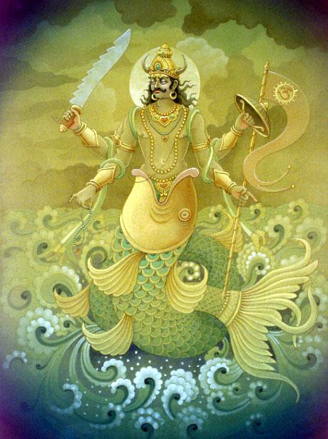 Кету в ведической астрологии