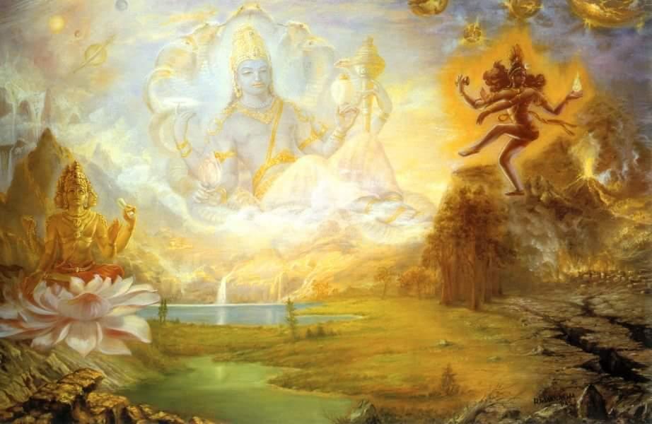 Боги материального творения