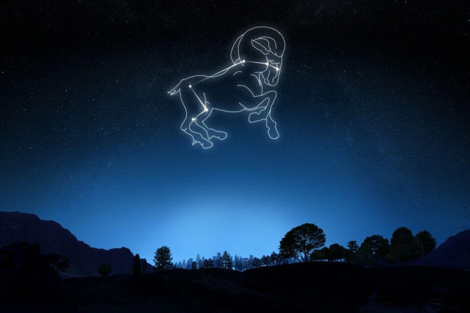Овен - знак зодиака