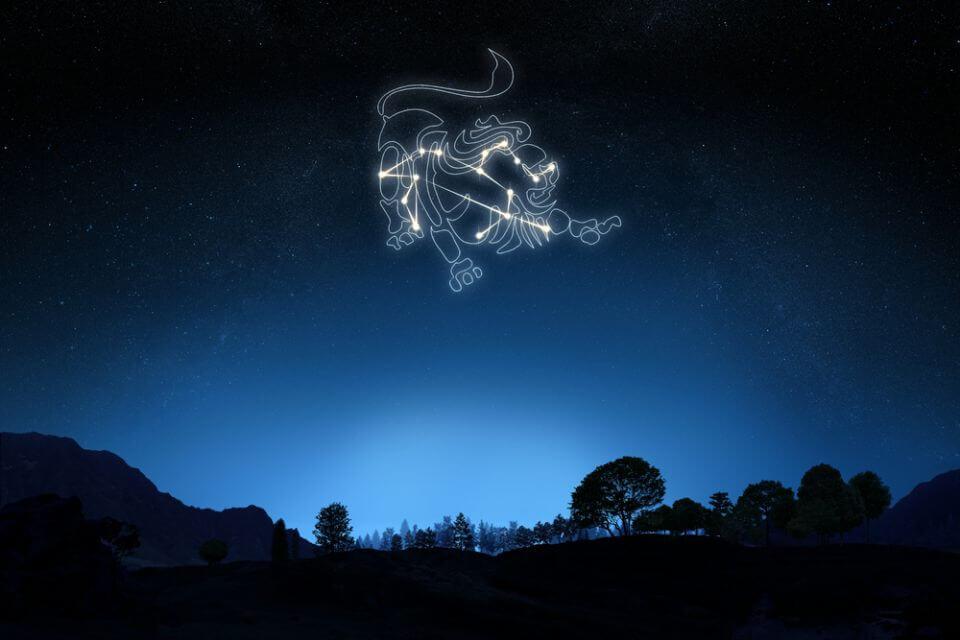 Знак Льва (Симха)