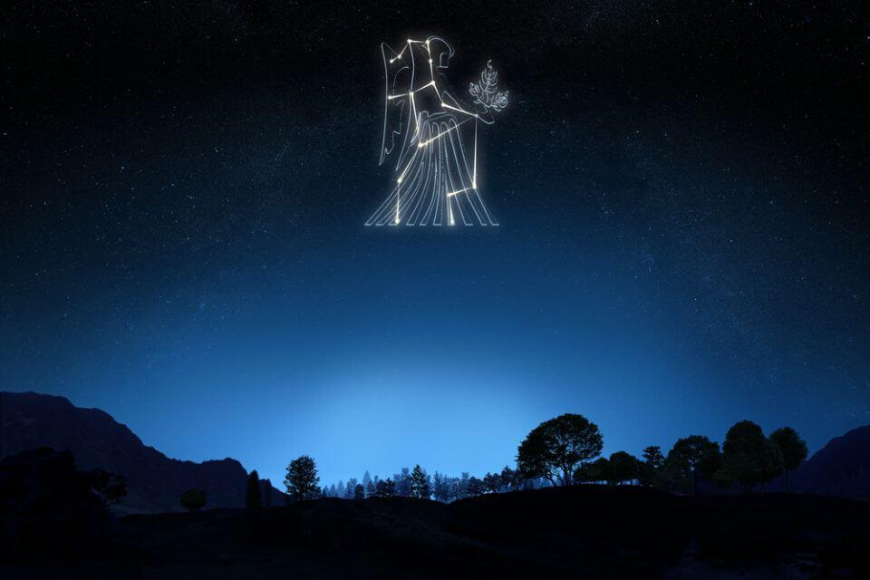 Знак Девы (Канья)