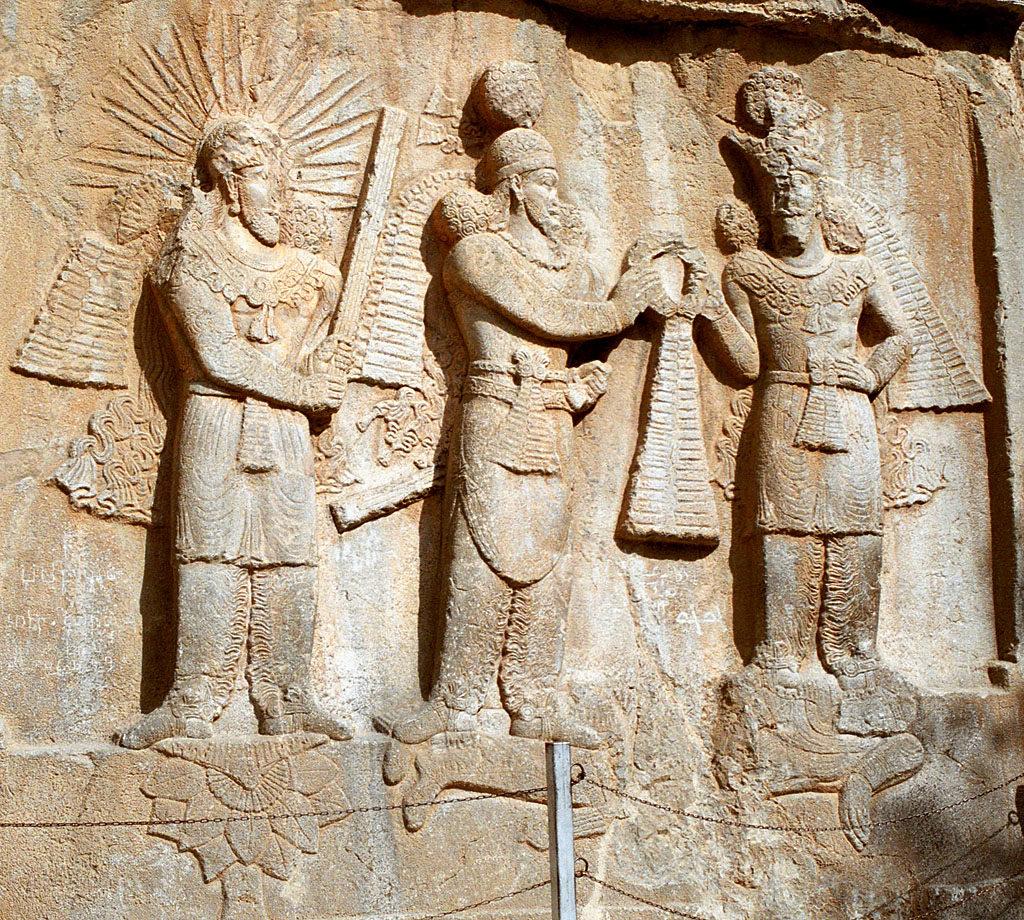 Митра - божество дружбы и клятвы