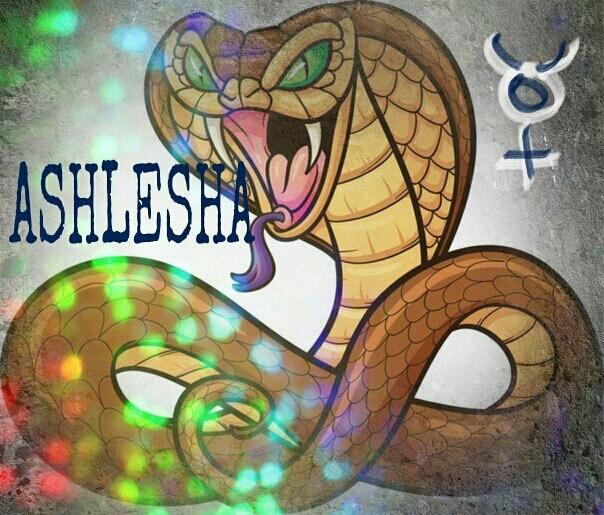 9-Ashlesha Nakshatra