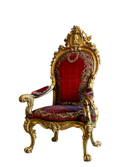 magha - трон