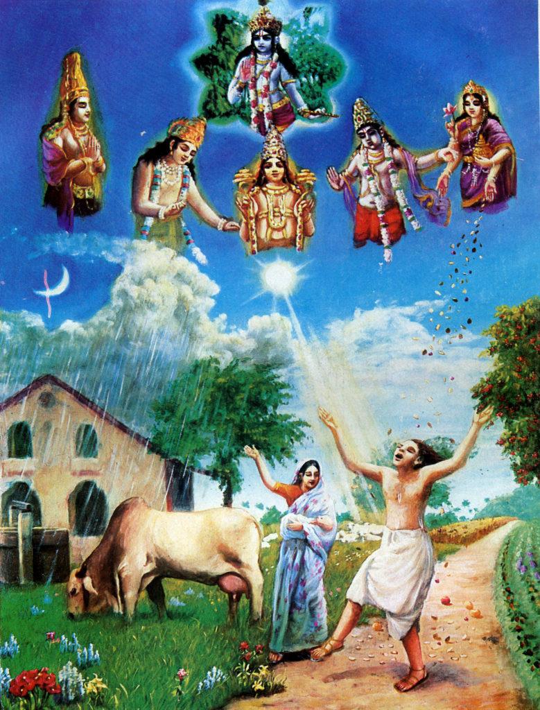 Процветание ведической цивилизации