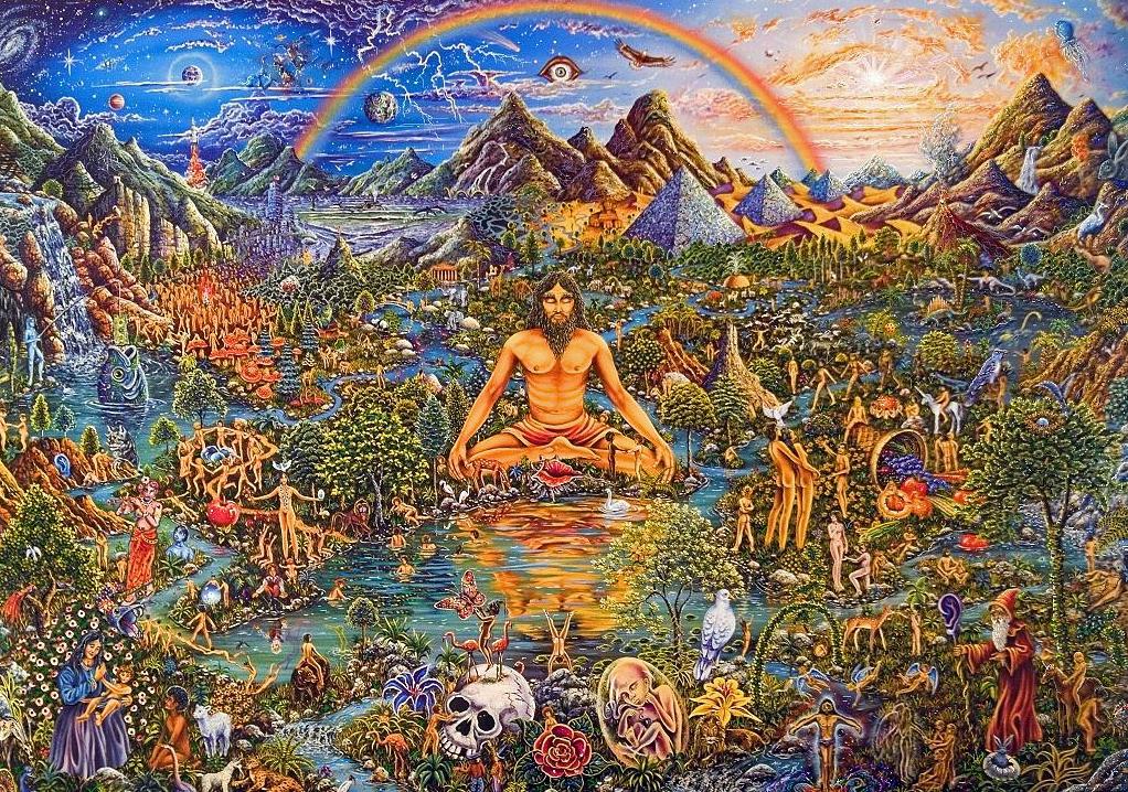 Махабхарата - Праджапати - прародитель различных существ форм жизни