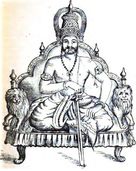 Махабхарата-126 - Царь Яяти возносится на небеса