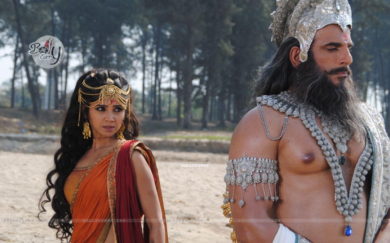 Махабхарата - Бхишма и Амба