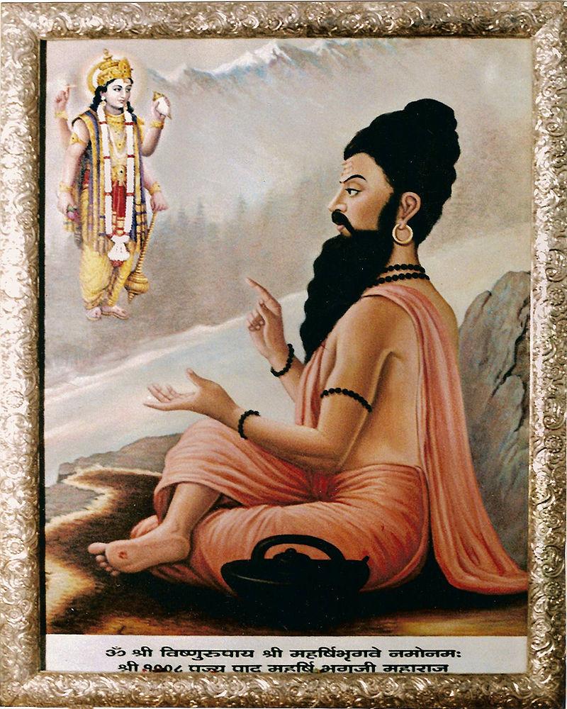 Махабхарата - Бхригу Муни