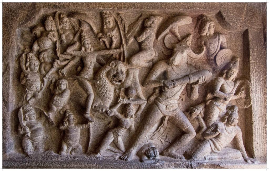 Махабхарата - Битва девов и асуров