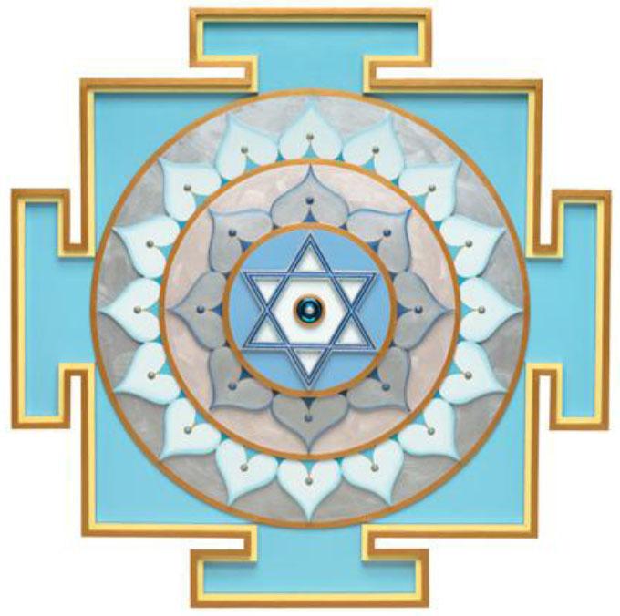 Луна (Чандра) - янтра