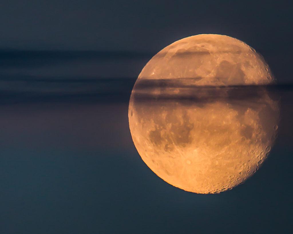 Луна (Чандра)