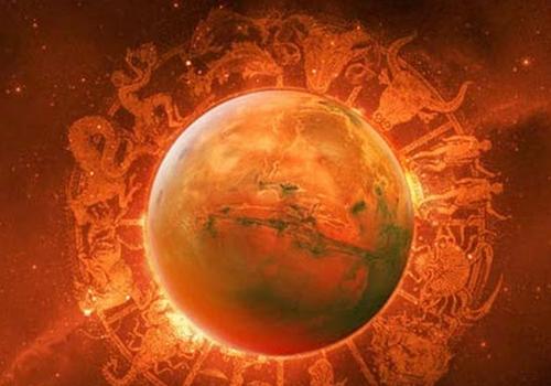 Марс (Мангала)