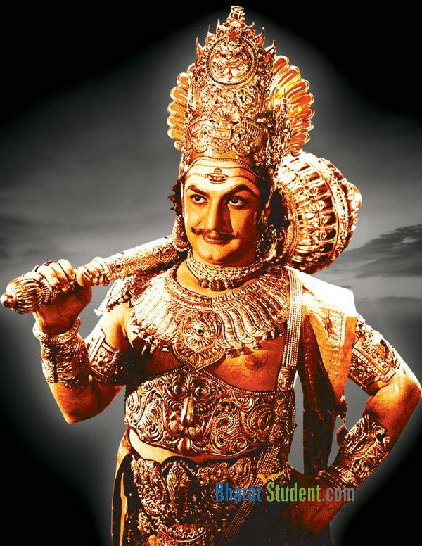 Махабхарата - Дурйодхана