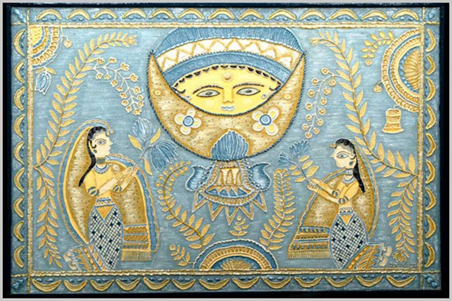 поклонение Чандре