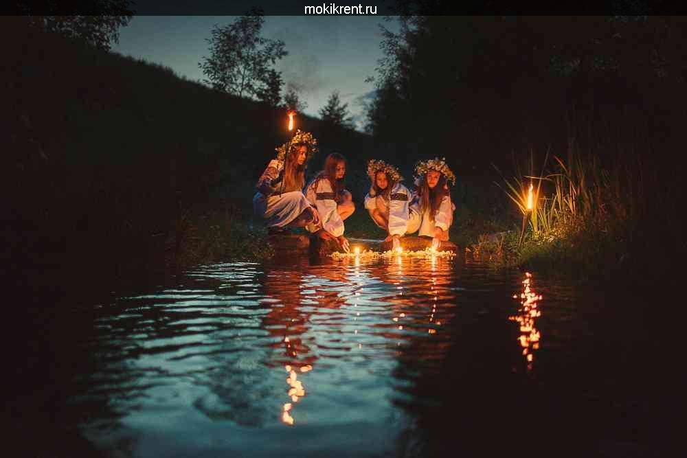 Летнее солнцестояние - праздник Купалы