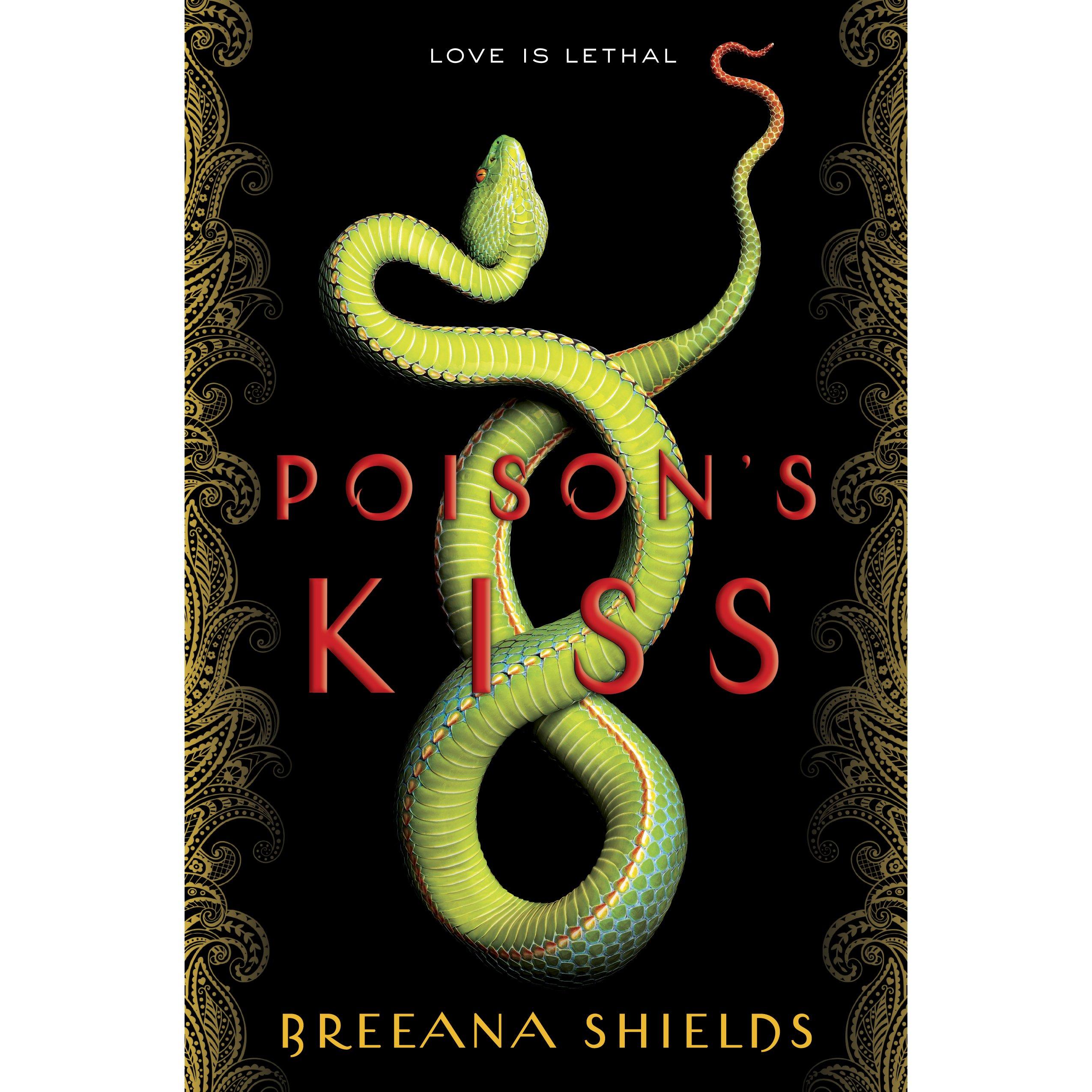 Смертельный поцелуй - Poison Kiss