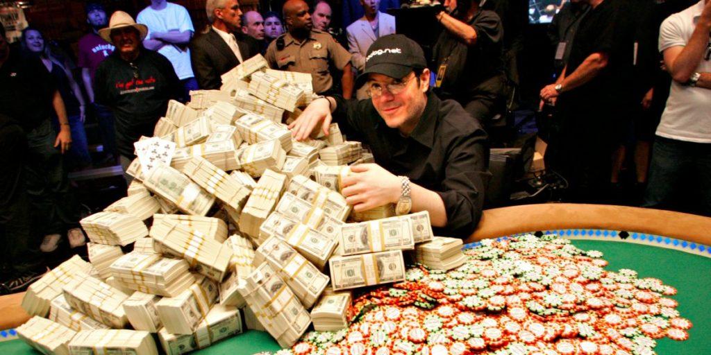 выигрыш в азартной игре