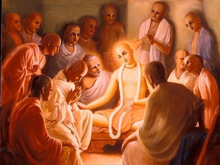 поклонение гуру