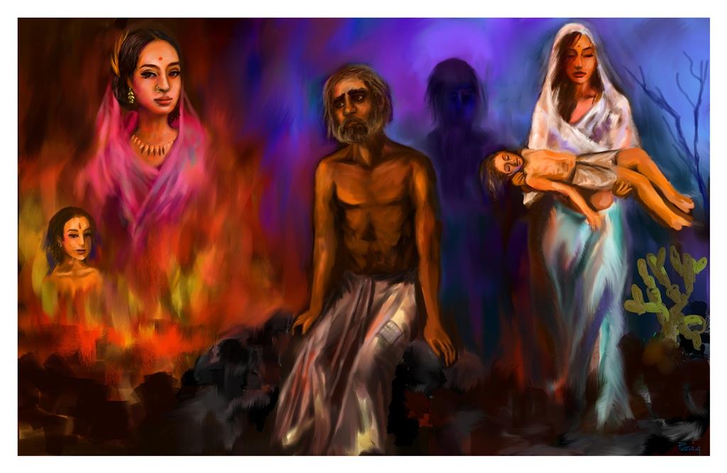 История царя Харишчандры