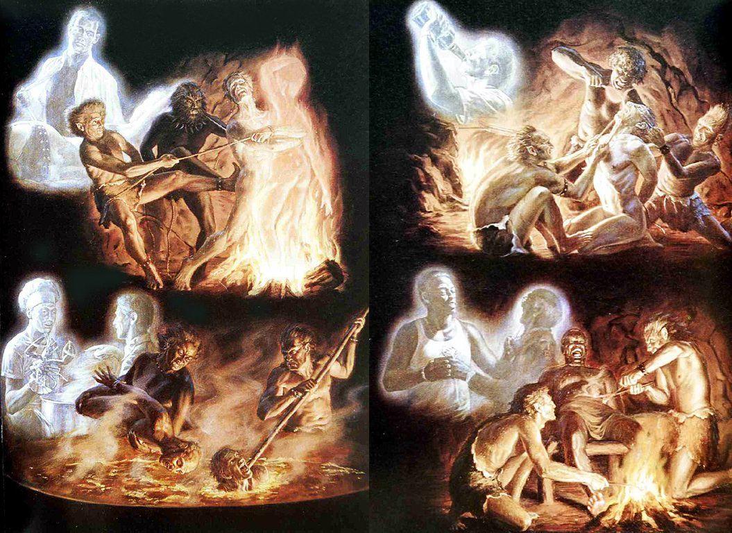 наказание в аду за совершенные грехи
