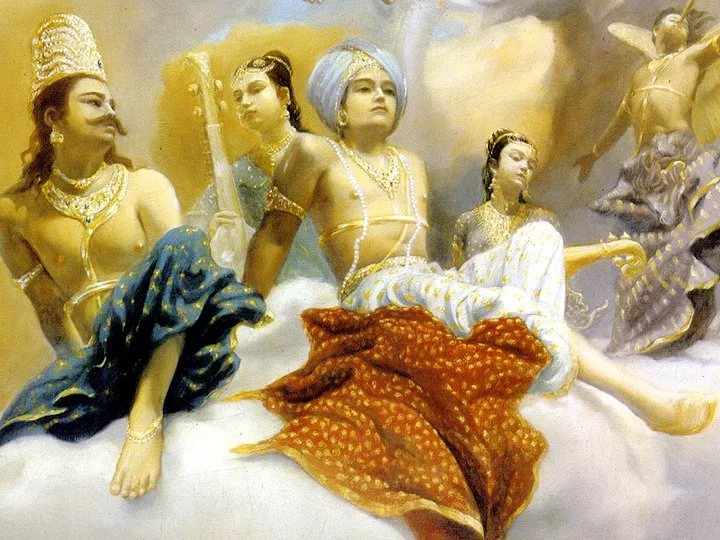райское царство царя Шобханы