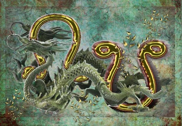 Раху и Кету - Космический Змеиный Бог