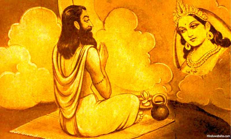 Брахман и царица Чандрабхага