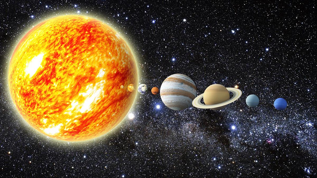 сгорание планет в Джйотиш
