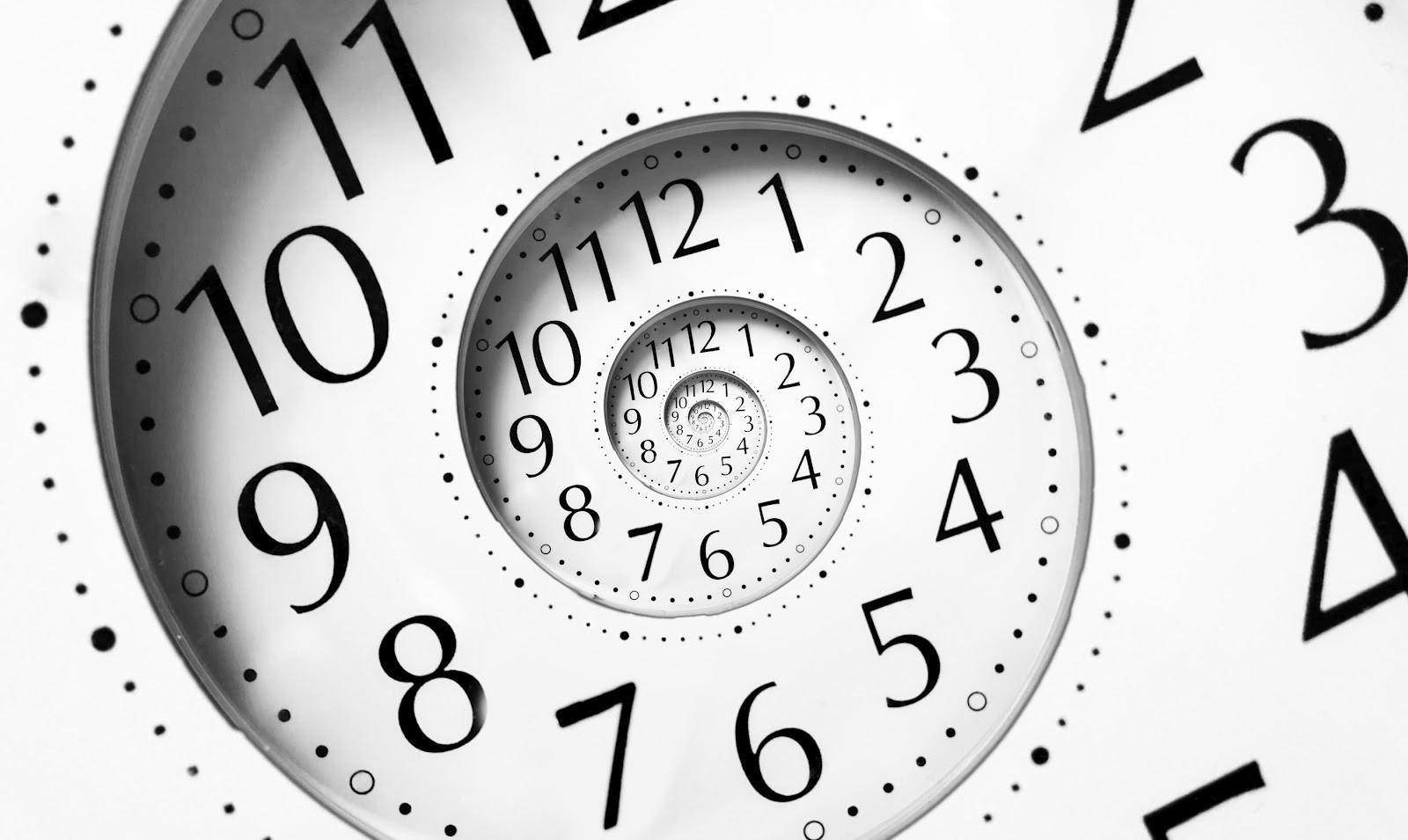 бесконечные циклы времени