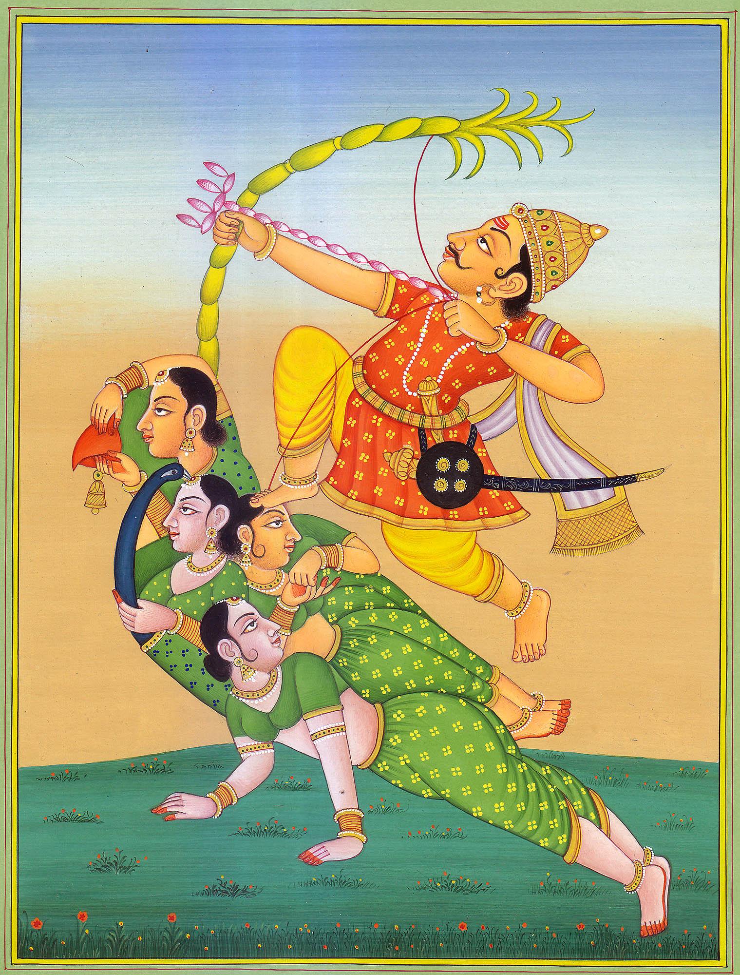 Камадева - бог любви