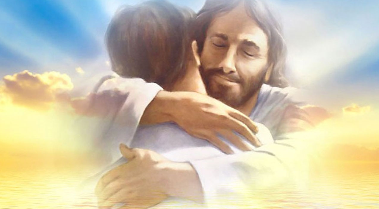 the time i welcomed jesus into my heart They can't get away this time general douglas mcarthur my words are spirit and life  since jesus came into my heart and i'm happy, so happy, as onward i go,.