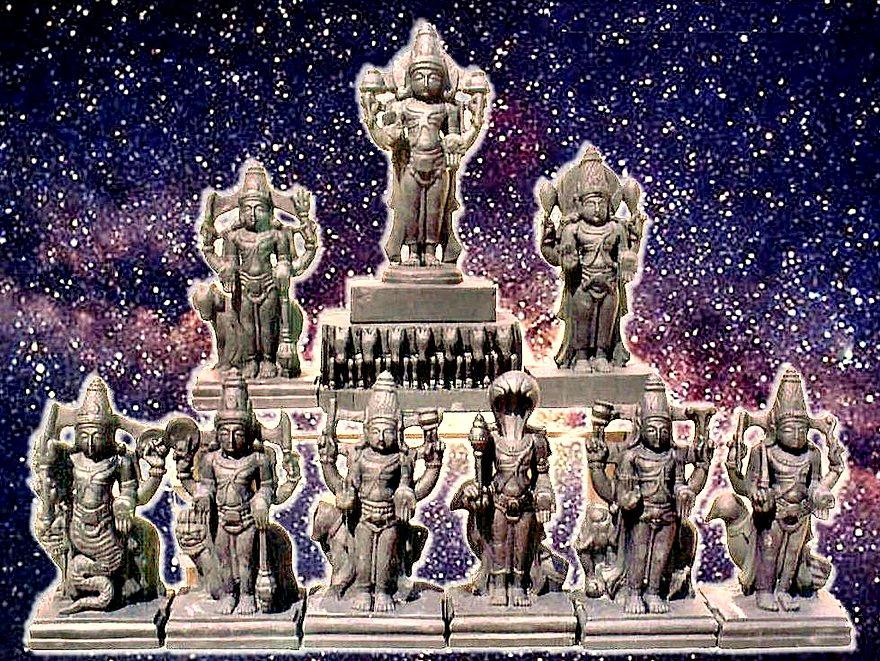 Нава-граха - девять планет
