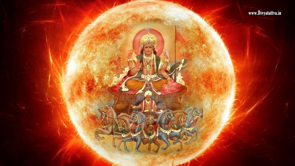 Сурьядева - Бог Солнца