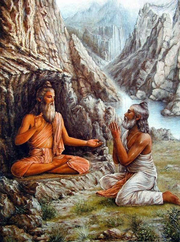Maitreya-Rishi-and-Mahatma-Vidura