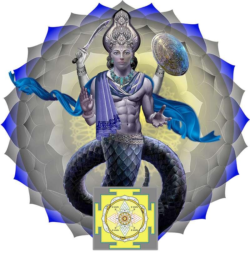 Кету - Божество
